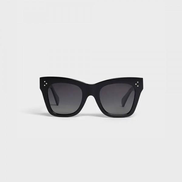 Celine Acetate Gözlük Güneş Gözlüğü Siyah