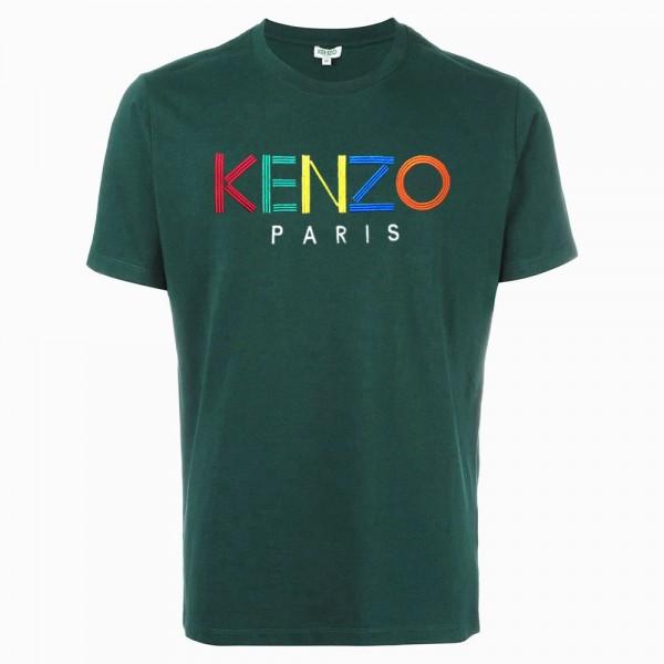 Kenzo Paris Tişört Yeşil Erkek