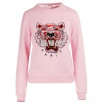 Kenzo Tiger Sweatshirt Pembe Kadın