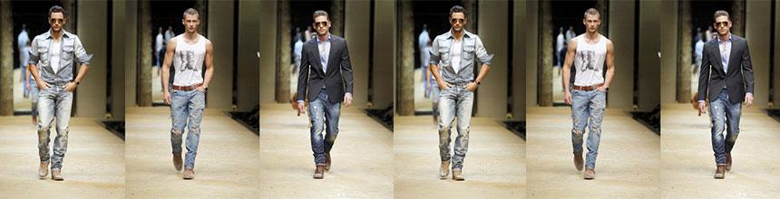 Erkek Giyim Modası