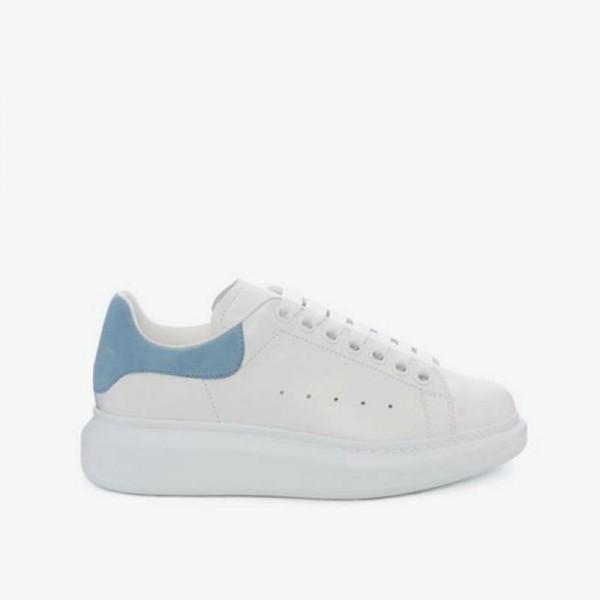 Alexander Mcqueen Oversized Ayakkabı Beyaz Kadın