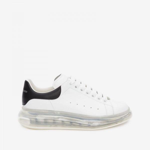 Alexander Mcqueen Oversized Ayakkabı Erkek Beyaz