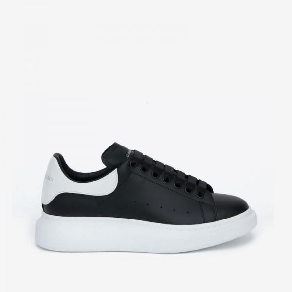Alexander Mcqueen Oversized Ayakkabı Erkek Siyah