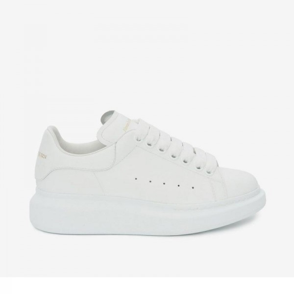 Alexander Mcqueen Oversized Ayakkabı Unisex Beyaz