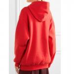 Balenciaga BB Sweatshirt Kırmızı Kadın