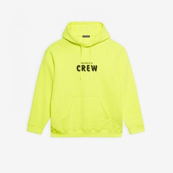 Balenciaga Crew Sweatshirt Sarı