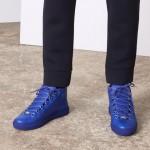 Balenciaga Sneakers Ayakkabı Mavi Erkek