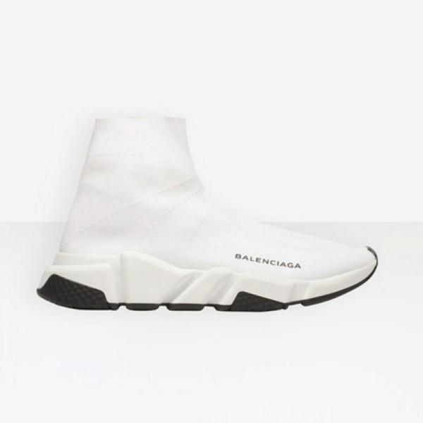 Balenciaga Speed Trainer Ayakkabı Beyaz Kadın