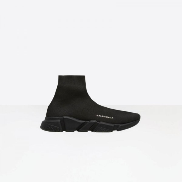 Balenciaga Speed Trainers Ayakkabı Siyah Kadın