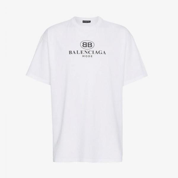 Balenciaga Tee Tişört Beyaz Erkek
