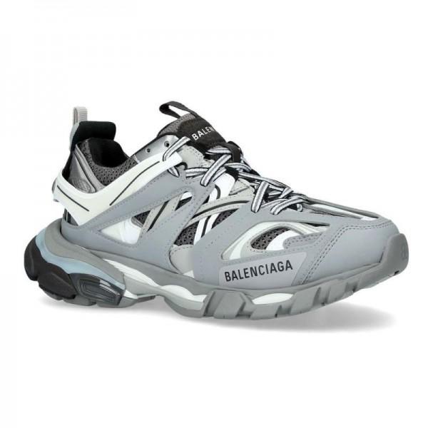 Balenciaga Track Sneakers Ayakkabı Erkek Gri