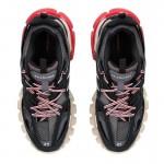 Balenciaga Track Ayakkabı Erkek Kırmızı