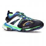 Balenciaga Track Sneakers Erkek Ayakkabı Mavi