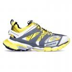 Balenciaga Track Trainers Erkek Ayakkabı Sarı