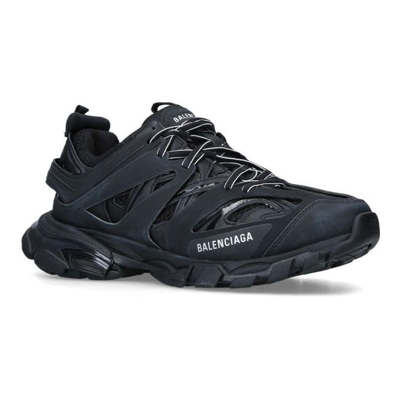 Balenciaga Track Ayakkabı Erkek Siyah