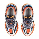 Balenciaga Track Trainers Erkek Ayakkabı Turuncu