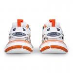 Balenciaga Track Trainer Sneakers Kadın Beyaz