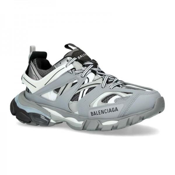 Balenciaga Track Sneakers Kadın Gri