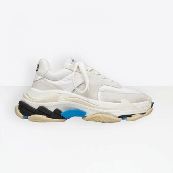 Balenciaga Triple Trainer Ayakkabı Beyaz Erkek
