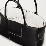 Bottega Veneta Arco Tote Çanta Kadın Siyah