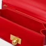 Bottega Veneta Bv Classic Çanta Kadın Kırmızı
