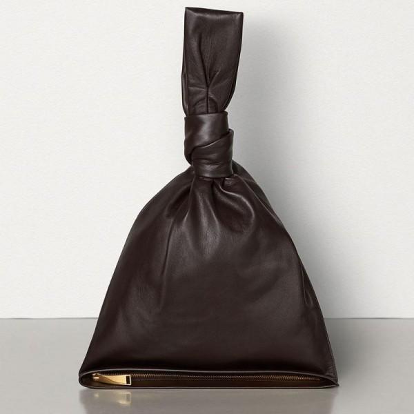 Bottega Veneta Bv Twist Çanta Kadın Kahverengi