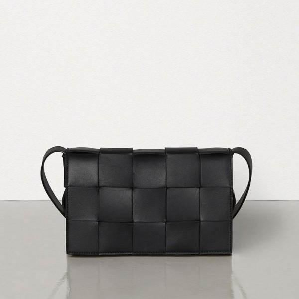 Bottega Veneta Cassette Çanta Kadın Siyah