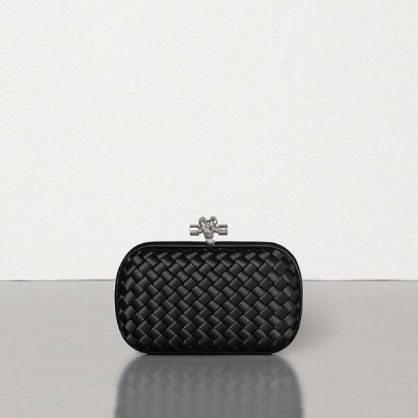 Bottega Veneta Clutch Çanta Kadın Siyah