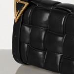 Bottega Veneta Padded Cassette Çanta Kadın Siyah