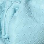 Bottega Veneta Pouch Çanta Kadın Mavi