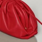 Bottega Veneta The Pouch 20 Çanta Kadın Kırmızı