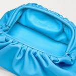 Bottega Veneta The Pouch Çanta Kadın Mavi