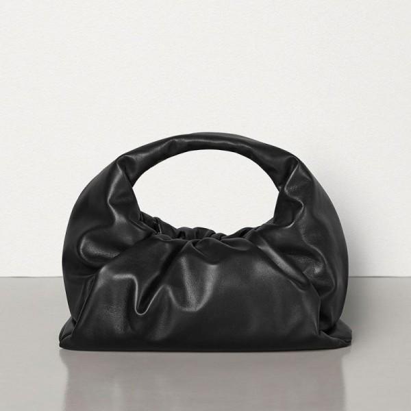 Bottega Veneta The Shoulder Pouch Çanta Kadın Siyah