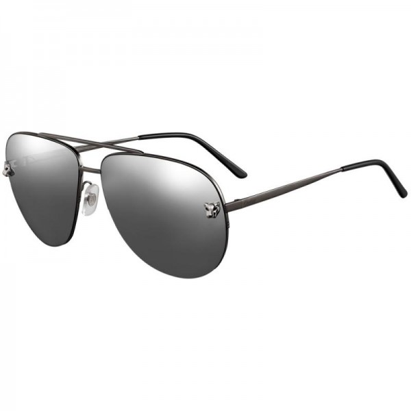 Cartier Panthere Gözlük Siyah Güneş Gözlüğü