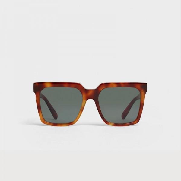 Celine Acetate Gözlük Güneş Gözlüğü Tortoise