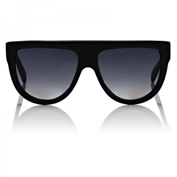 Celine Aviator Gözlük Siyah Güneş Gözlüğü