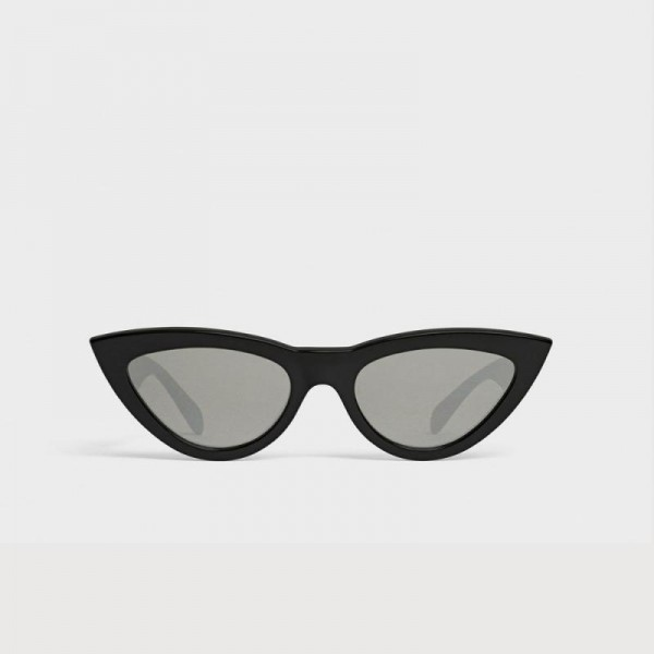 Celine Cat Eye Gözlük Güneş Gözlüğü Siyah