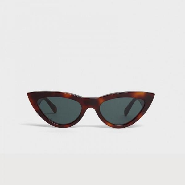 Celine Cat Eye Gözlük Güneş Gözlüğü Tortoise