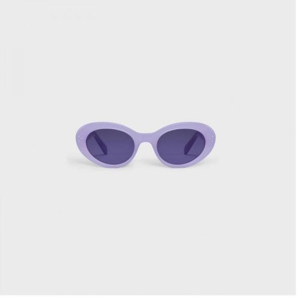 Celine Cat Eye S193 Gözlük Lila