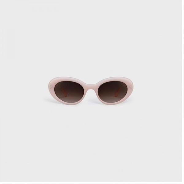 Celine Cat Eye S193 Gözlük Pembe