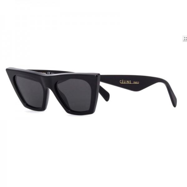 Celine Edge Gözlük Siyah Güneş Gözlüğü