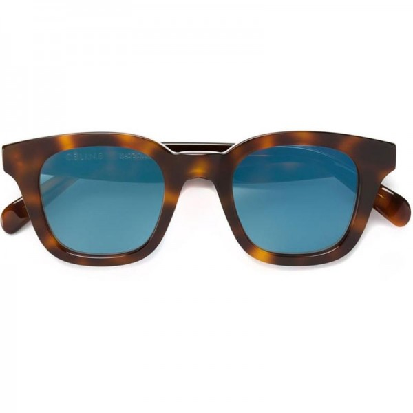 Celine Round Gözlük Mavi Güneş Gözlüğü