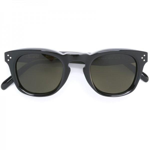 Celine Round Gözlük Siyah Güneş Gözlüğü
