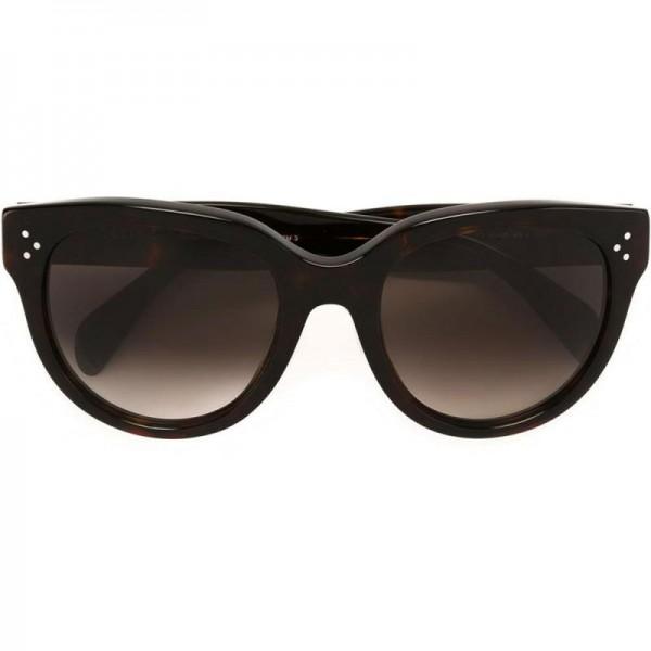 Celine Tortoiseshell Gözlük Kahverengi Güneş Gözlüğü