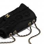 Chanel Denim Çanta Kadın Siyah