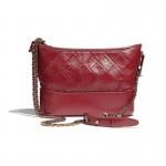 Chanel Gabrielle Çanta Kadın Kırmızı