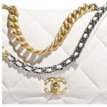 Chanel Maxi Çanta Kadın Beyaz