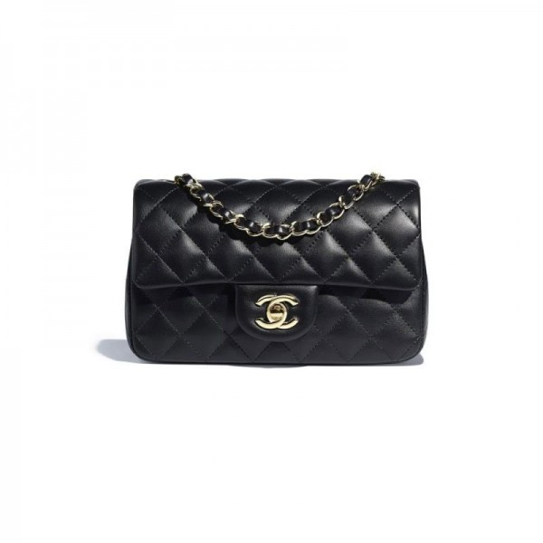 Chanel Mini Çanta Kadın Siyah