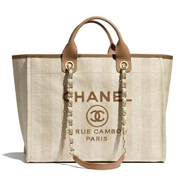 Chanel Mixed Çanta Kadın Bej
