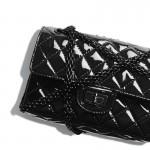 Chanel Patent Çanta Kadın Siyah